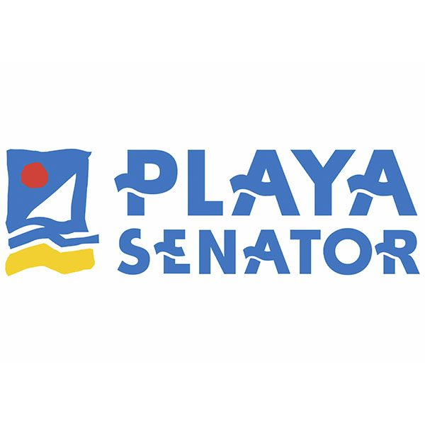 Logo Hoteles Playa Senator DELIVERTIA INFLUENCERS Y FAMOSOS